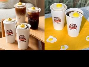 不知道你就落伍了!7-11超可愛「荷包蛋咖啡」下一個必喝人氣打卡飲品!