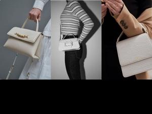 保證不傷荷包!小CK、ZARA、JWPEI推出奶油白手袋又美又百搭,小資女別錯過