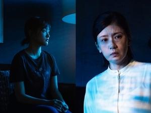 賈靜雯王淨母女過招燃戲魂!結合疫情驚悚氛圍網歪「像鬼片」