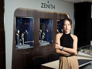 Zenith Dreamhers台灣篇——找到生命的節奏    許安璿