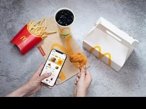 麥當勞APP改版!3大有感升級,免掏卡、免靠櫃、天天賺優惠