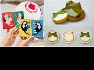 貓咪吐司「NEKO NEKO SHOKUPAN」快閃限定抹茶、焙茶、伯爵5口味!還能買到日本舞扇堂貓貓餅乾