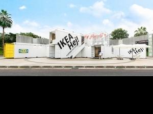 全球首家「IKEA Hej行動商店」在嘉義!7座純白貨櫃必打卡、獨家莓果派對霜淇淋,消費滿額贈鯊魚口罩、帆布包