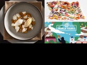 一次吃遍28顆米其林星星!RAW全新菜單「World Tour III」匯集全球13家頂級餐廳,邀饕客來場味蕾之旅