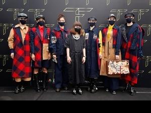 今年最強新銳設計師是她!林慧慈奪得2021「台北好時尚」TOP時裝設計大賞金獎