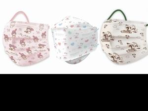 台歐聯名三麗鷗「Hello Kitty韓版4D立體醫療口罩」限量開賣!加碼2款夢幻聯名快搶購