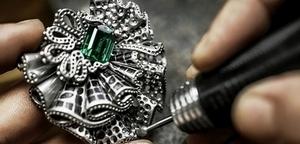 第27屆巴黎古董雙年展報導(上)-Dior織造珠寶霓裳