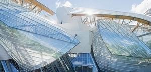 巴黎新地標  承載藝術夢想的玻璃飛船