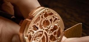2015年日內瓦高級鐘錶展報導I - 美好的通透