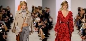 2016春夏紐約時裝周:Michael Kors再現花漾女人新姿
