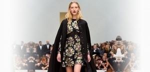 2016春夏倫敦時裝周:Burberry Prorsum重回英格蘭輝煌