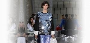 2016春夏巴黎時裝周:Loewe的有機未來式