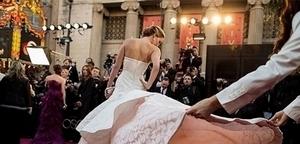Jennifer Lawrence 與 Dior 間的美麗與哀愁