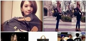 楊丞琳臉書炫包  意外與多位女星撞包