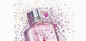 與櫻花共舞的香氛時節!歐舒丹推出全新花舞春櫻限量香氛系列