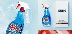 過年大掃除別讓媽媽看到!MOSCHINO「小清新」香水趣味登台