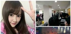 粉絲排隊獻血 SNH48唐安琪燒傷趨穩定