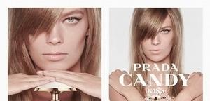 Prada Candy Kiss花花之吻女性淡香精 感受如棉花的淡淡香氣