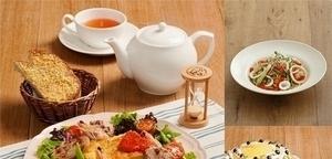 Afternoon Tea春季新菜單!蘆筍、青花椰菜苗入菜饗春意