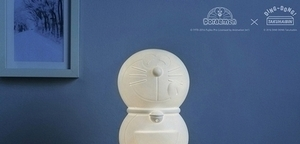僅存200盞!「雪の哆啦 A 夢檯燈」台灣獨家販售
