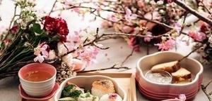 LE CREUSET×米販咖啡,餐桌上的花見時光上菜囉!