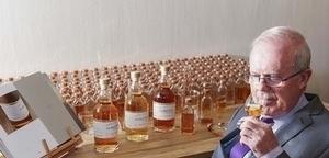 珍藏威士忌大師的畢生軌跡,百富首席調酒師典藏系列珍稀原酒首度在台上市