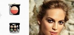 好實用!人人都能輕鬆打造的Chanel活力夏妝!