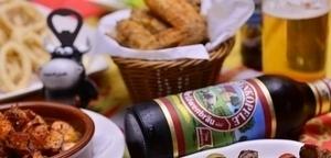 西班牙國民美食Tapas與德國賓士級精釀啤酒的完美搭配,199隨你喝