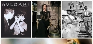 寶格麗羅馬電影藝術展揭幕 舒淇憶「羅馬假期」