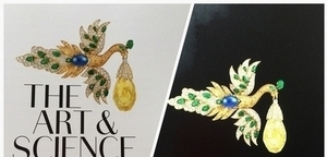 關於「永恆」的詩篇,梵克雅寶「The art & Science of Gems」展新加坡精彩揭幕