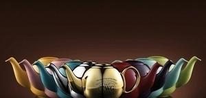 虹與霓的午茶時光–TWG Tea 現代藝術蘭花系列茶壺