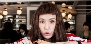 高等吃貨最愛嗑牛排 魏如昀滷肉飯也很挑