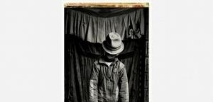 【滑指造影】戴著藏帽的小孩