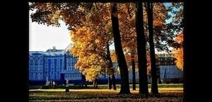 【滑指造影】聖彼得堡夏宮的秋色