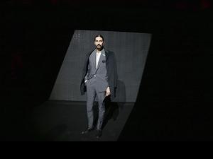 東西白髮二人組 T.O.P、老佛爺卡爾    吸睛度稱霸 Dior 男裝秀