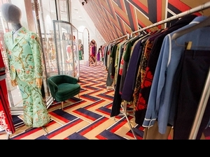 誰能比它更夢幻?Gucci x Dover Street Market 百貨快閃店升格永久店面