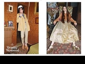 Vivienne Westwood 春夏廣告訴說義大利威尼斯的美麗與哀愁