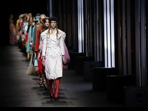 小S米蘭時尚大冒險!挑戰復古造型出席Gucci 2016/17秋冬秀場