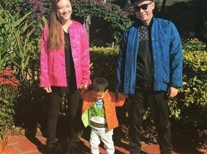 陳小春思子心切 唱歌同步錄給2歲兒