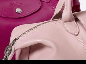 送上Longchamp  讓媽咪優雅每一刻!