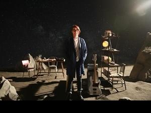 宇宙人首辦演唱會 主題曲演繹太空夢