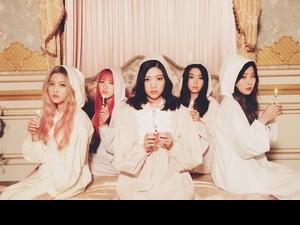 人氣女團Red Velvet橫掃冠軍 台壓版魅力出輯