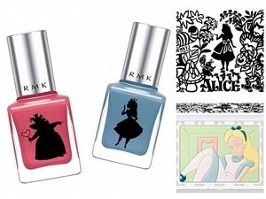 RMK x Alice in Wonderland  當彩妝與童話相遇...