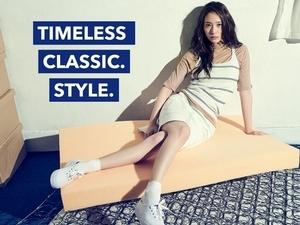 小白鞋換湯不換藥穿搭法 Krystal鄭秀晶超完美示範!