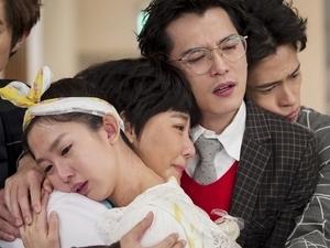《原來1家人》迎來歡笑催淚大結局 郭書瑤緊擁藍心湄痛哭