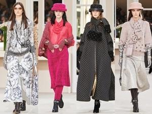 2016秋冬巴黎時裝周:Chanel  沙龍年代