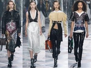 2016秋冬巴黎時裝周:Louis Vuitton  未來考古學