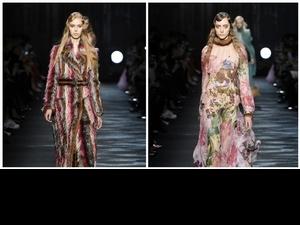 2016秋冬米蘭時裝周:Blumarine  月之女神