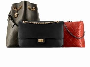 Chanel香奈兒全新2.55 包款 完全值得妳本季投資!