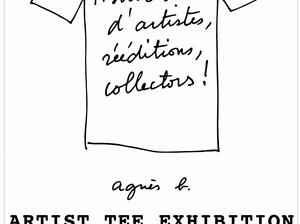 agnes b.喜迎40週年!經典Artist Tee用藝術寫下不朽風格